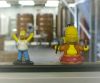 The zen Homer was my addition to the brewery :)